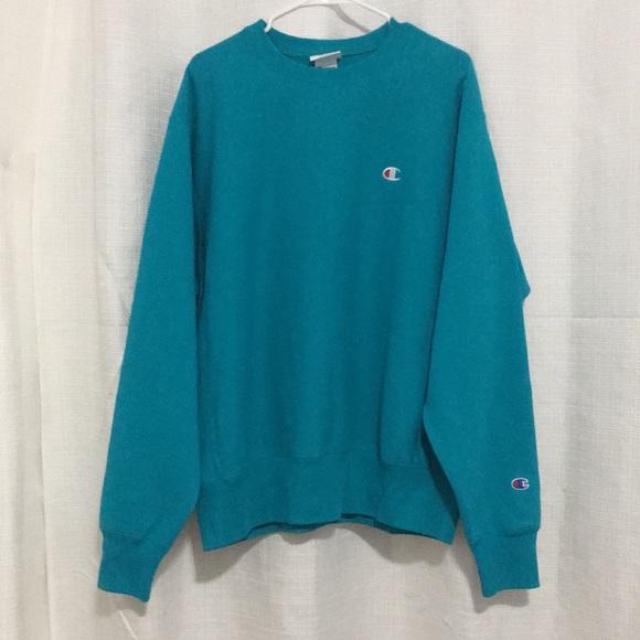 fd514e9a6690 Champion Sweaters - Champion Essential Reverse Weave Fleece Sweatshirt